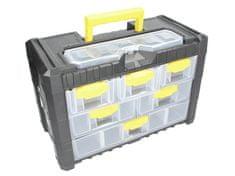 Prosperplast Skrinka na náradie, 6 zásuviek, rozmer 40 x 26 x 20 cm