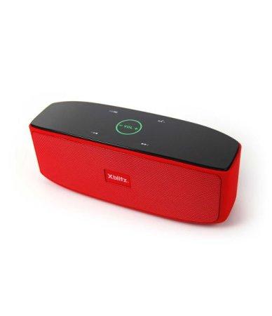 XBlitz Emotion - bezdrátový reproduktor bluetooth s funkcí přijímání telefonních hovorů a zásuvkou microSD