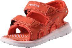 Reima Dziecięce sandały Bungee Bright czerwony