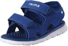 Reima Dziecięce sandały Bungee niebieski