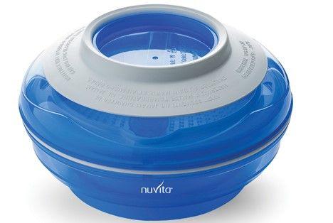 Nuvita Multifunkčná sada 4 v 1, modrá