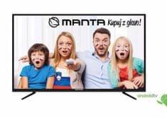 Manta 4K LED TV prijemnik 60LUA58L Android