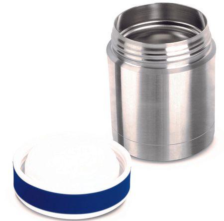 Nuvita stalowy pojemnij termiczny na żywność, 350 ml
