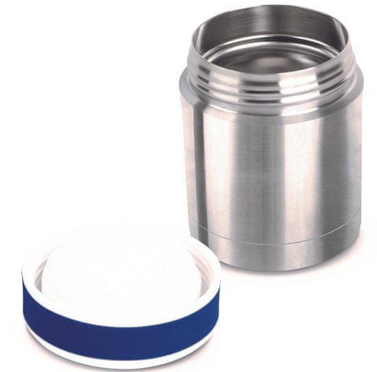 Nuvita Nerezový termoobal na jedlo, 350 ml