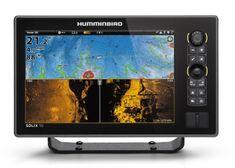 Humminbird Solix 10 Chirp Mega SI GPS