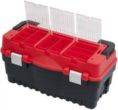 PATROL Kovček za orodje Formula Carbo 600 S Alu rdeča
