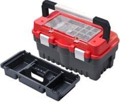 PATROL kovček za orodje Formula Carbo 500 RS Flex, rdeča
