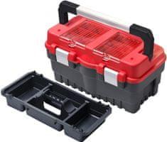 PATROL Skrzynka narzędziowa Carbo 500 S Alu Red
