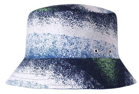 Reima Detský obojstranný klobúčik Viehe UV 50+ 54 modrá