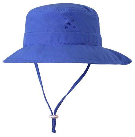 Reima otroška zaščitna kapa Tropical UV 50+ Blue, modra, 46