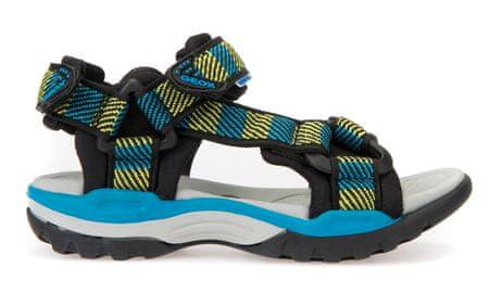Geox chlapčenské sandále Borealis 27 viacfarebná