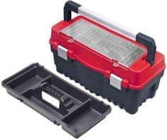 PATROL kovček za orodje Formula Carbo 600 RS Flex, rdeč