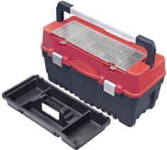 PATROL kovček za orodje Formula Carbo 700 RS Flex, rdeč