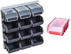 PATROL predalnik FX Metal Profi 350, rdeč