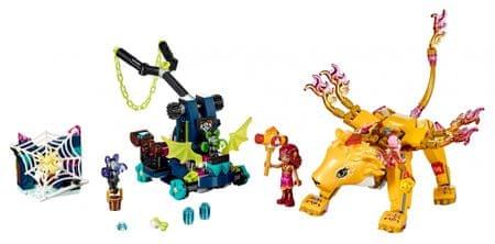 LEGO Elves 41192 - Azari i chwytanie ognistego lwa