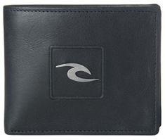 Rip Curl muški novčanici crna Rider RFID 2 in 1
