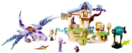 LEGO Elves 41193 Aira és a szélsárkány dala