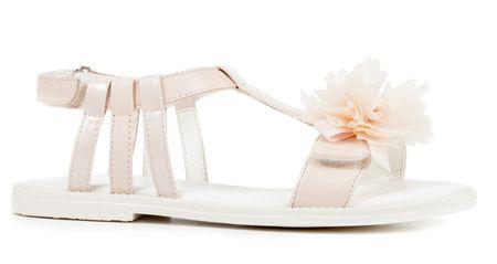 Geox dekliški sandali Karly, bež, 27