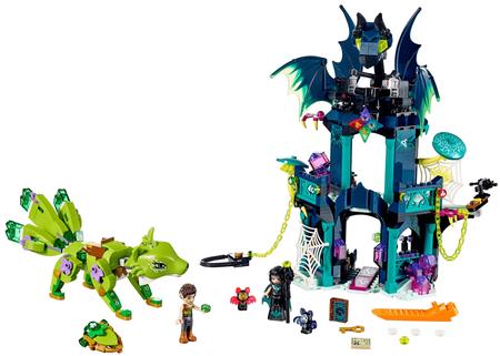 LEGO Elves 41194 Noctura tornya és a földróka megmentése
