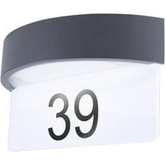 Smartwares kinkiet LED z czujnikiem dzień/noc (10.045.31)
