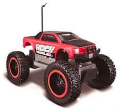 Maisto Rock Crawler Junior: czerwony