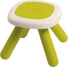 Smoby stolček, zelen