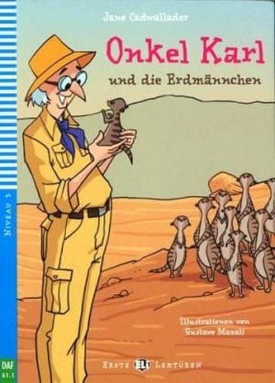 Cadwallader Jane: Onkel Karl und die Erdmännchen+ Multi-ROM (A1.1)