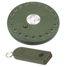 Anaconda Remote Control Tent Lamp