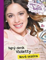 Disney Walt: Violetta - Tajný deník Violetty - Nová sezóna