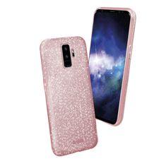 SBS ovitek za Samsung Galaxy S9 Plus, roza, z bleščicami