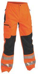 Cerva Pracovné reflexné nohavice Ticino pánske oranžová S