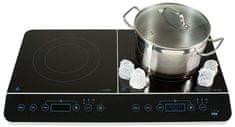MIA dvojna indukcijska kuhalna plošča IKP 2214