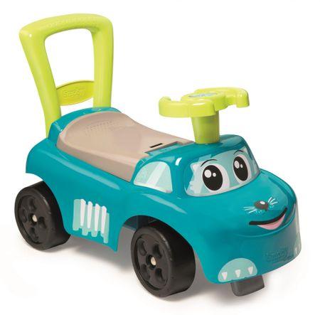 Smoby Lábbal hajtós kék autó