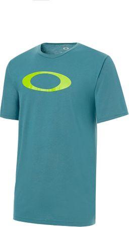 Oakley majica Pc-Bold Ellipse, Fathom, S