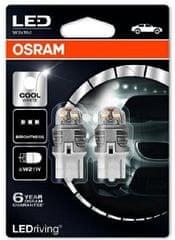 Osram Žiarovka typ W21W, 12V, 3W LED, Ledriving