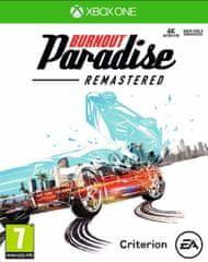 EA Games Burnout Paradise Remastered (Xbox One)