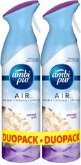 Ambi Pur Moonlight Vanilla Osviežovač vzduchu 2x 300 ml