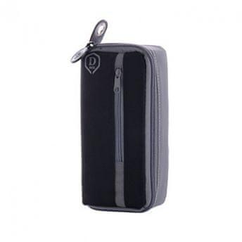 One80 Pouzdro na šipky Mini D Box - Grey / Black