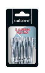 Unicorn Násadky XL Aluminium - medium - pack 5 sets