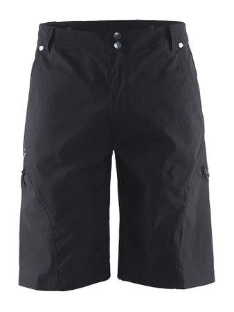 Craft moške kratke hlače In-The-Zone, črne, S