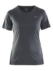 Craft ženska majica Prime, tamno siva