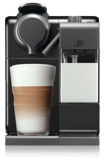 NESPRESSO De'Longhi Lattissima Touch EN 560.BK + Poukaz v hodnote 55 EUR na nákup kávy Nespresso