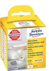 Avery Zweckform naljepnice u kolutu AS0722370, za Dymo i Seiko termalne pisače, 28 x 89 mm