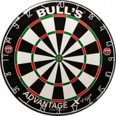 Bull's Terč sisalový Advantage X