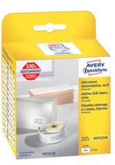 Avery Zweckform naljepnice u kolutu AS0722520, za Dymo i Seiko termalne pisače, 25 x 54 mm