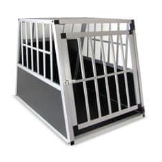 Kavez za prijevoz psa, XL (91 x 65 x 69 cm)