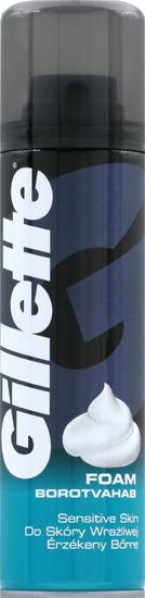 Gillette Classic Sensitive pánska pena na holenie 200 ml