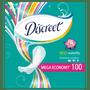 1 - Discreet wkładki higieniczne Waterlily, 100 szt.