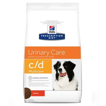 Hill's PD Canine C/D Multicare 2 kg