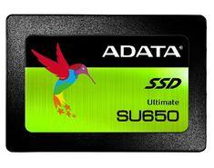A-Data SSD disk SU650, 240GB, 3D, NAND - Odprta embalaža
